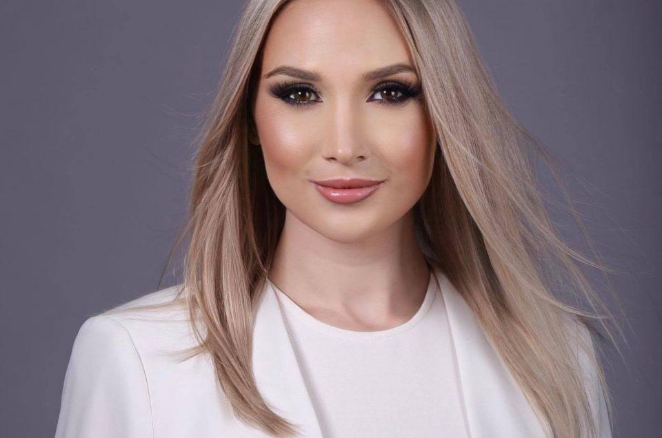 Nóra Aradi Makeup